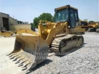 Equipment photo CATERPILLAR 963C PALE CINGOLATE 1
