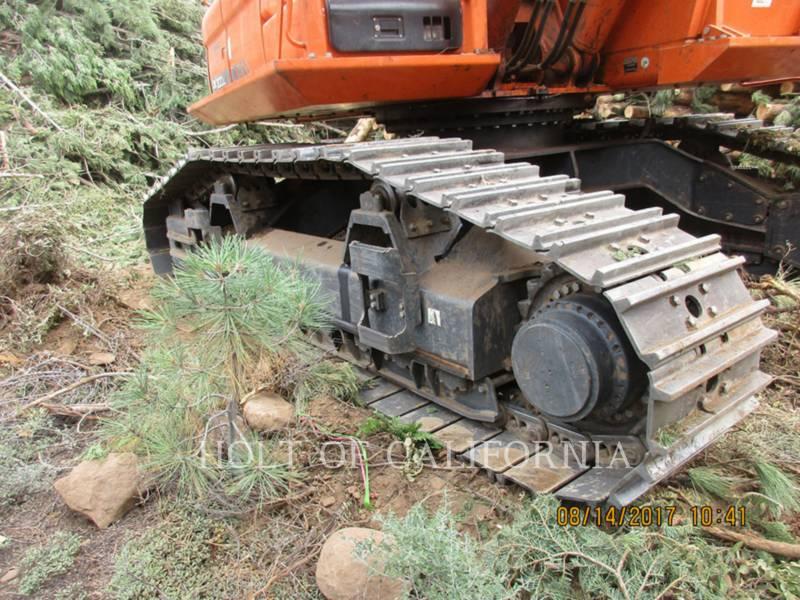DOOSAN INFRACORE AMERICA CORP. FORESTAL - CARGADORES DE TRONCOS DX300LL-3 equipment  photo 8