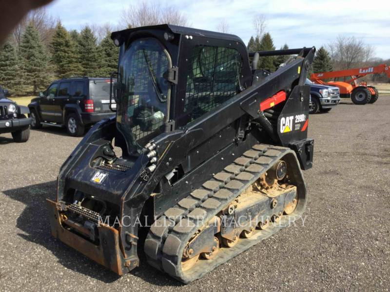 CATERPILLAR DELTALADER 299D2XHP equipment  photo 1