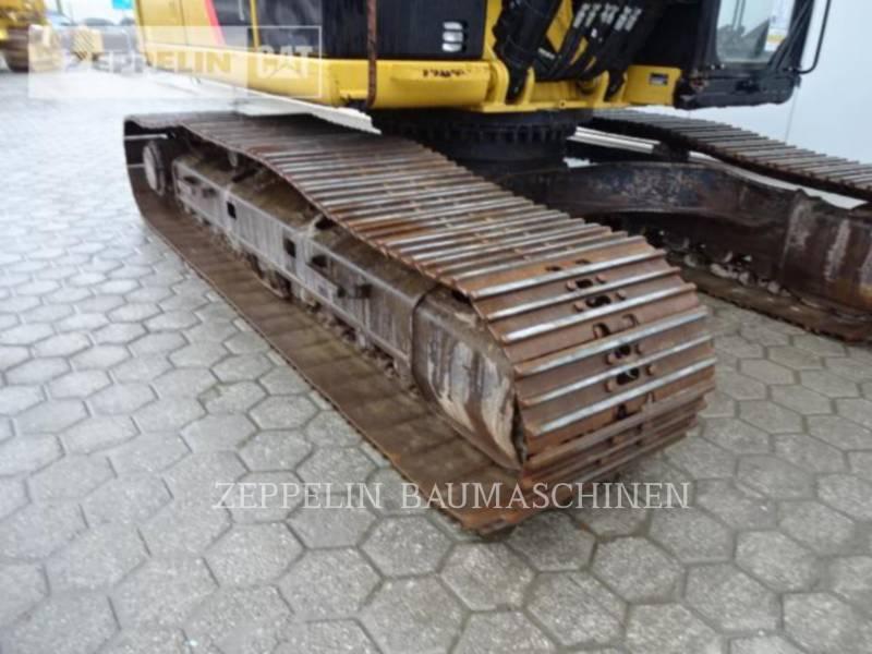 CATERPILLAR TRACK EXCAVATORS 329EL equipment  photo 13
