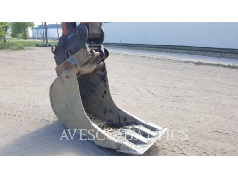 FIAT KOBELCO WHEEL EXCAVATORS E175 WT equipment  photo 9