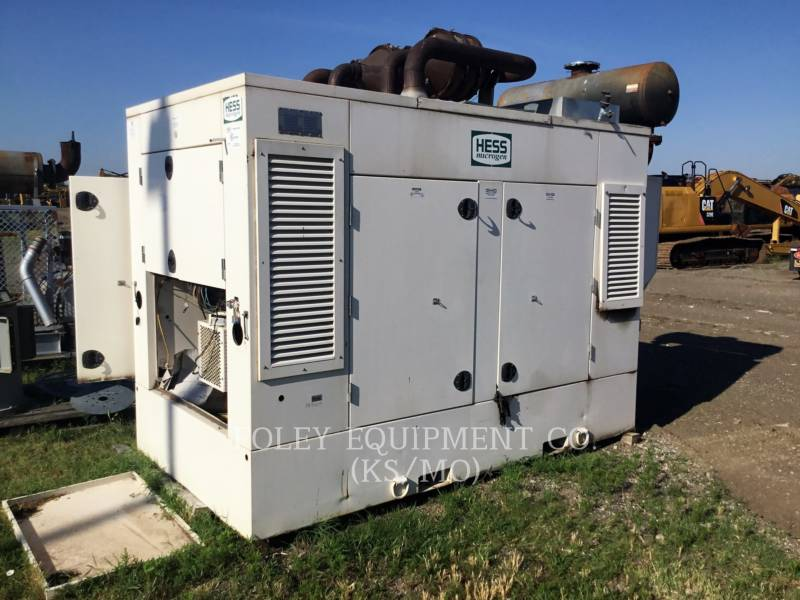 DAEWOO STATIONARY GENERATOR SETS GV222TICEP equipment  photo 1