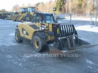 Equipment photo CATERPILLAR TH 255 TELEHANDLER 1