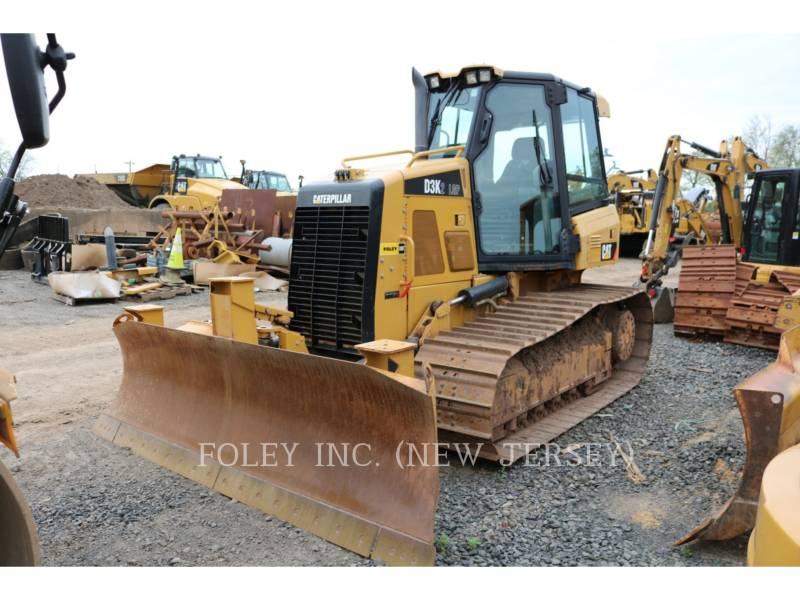 CATERPILLAR TRACK TYPE TRACTORS D3K2LGP equipment  photo 1