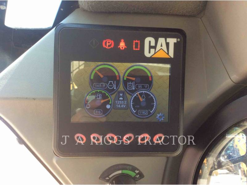 CATERPILLAR CARGADORES MULTITERRENO 289D AH equipment  photo 17