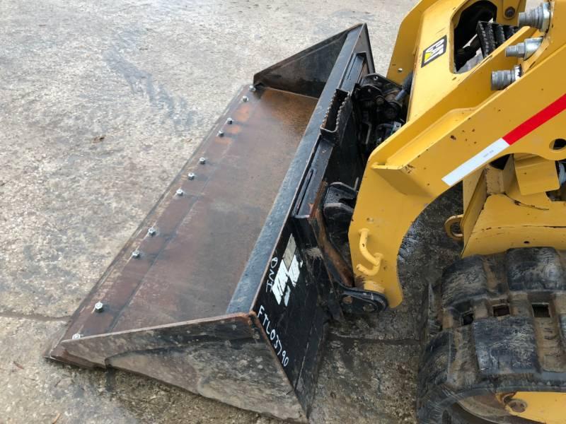 CATERPILLAR 多様地形対応ローダ 259D equipment  photo 18