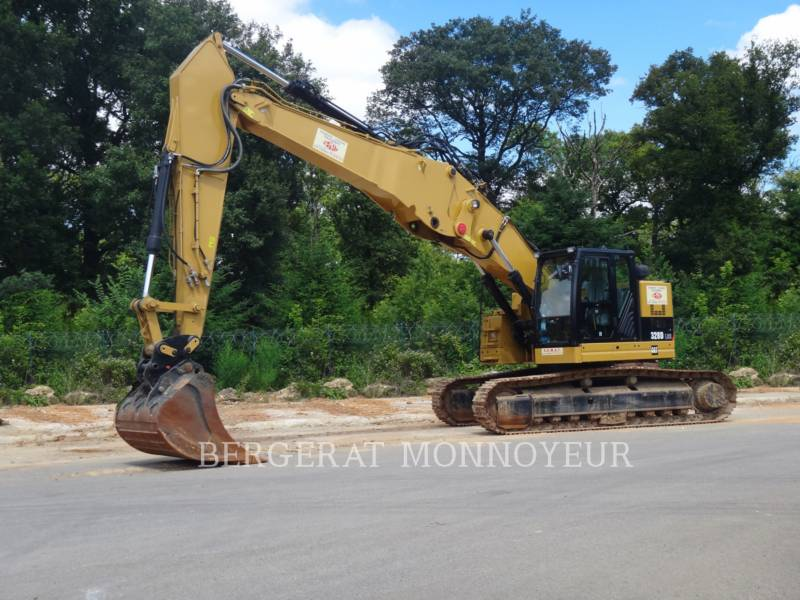 CATERPILLAR ESCAVADEIRAS 328DLCR equipment  photo 1