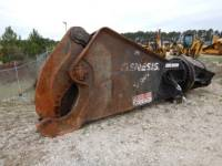 Equipment photo GENESIS CMS1000R TRACTEURS SUR PNEUS - CISAILLE 1