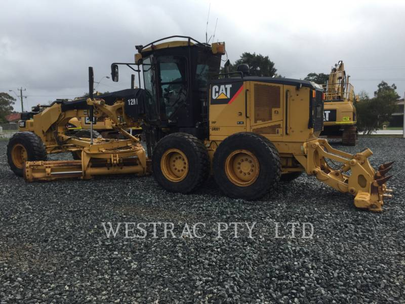 CATERPILLAR MOTOR GRADERS 12M equipment  photo 3