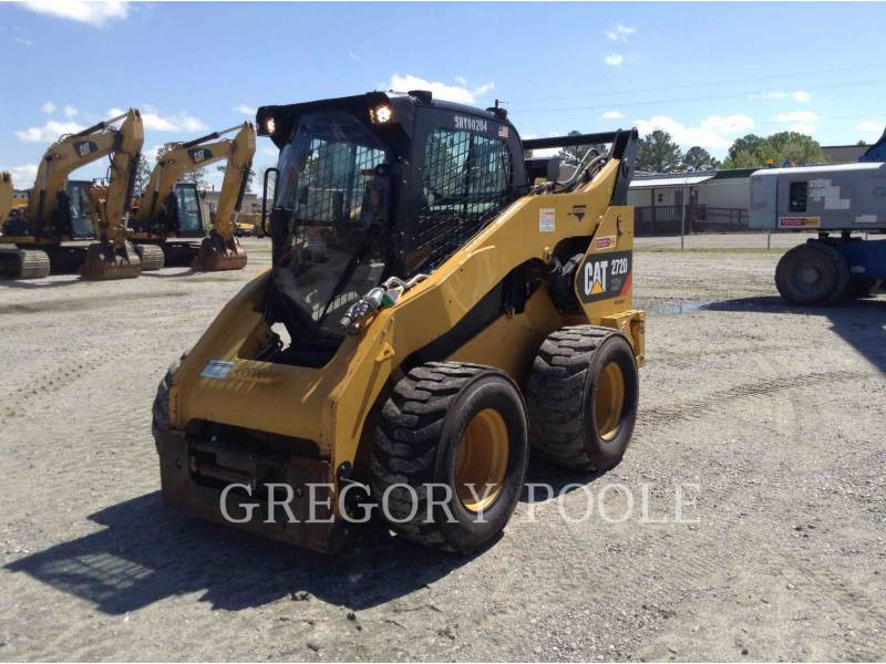 CATERPILLAR MINICARGADORAS 272D XHP equipment  photo 1