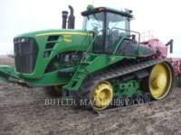 DEERE & CO. TRACTEURS AGRICOLES 9630T equipment  photo 1