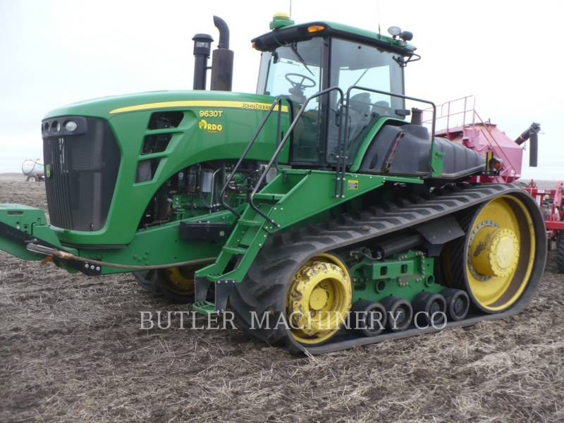 DEERE & CO. TRACTOARE AGRICOLE 9630T equipment  photo 1