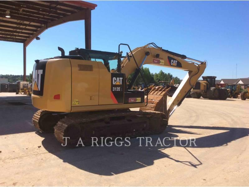 CATERPILLAR TRACK EXCAVATORS 312E 9 equipment  photo 3