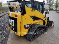 CATERPILLAR CHARGEURS COMPACTS RIGIDES 257B equipment  photo 4