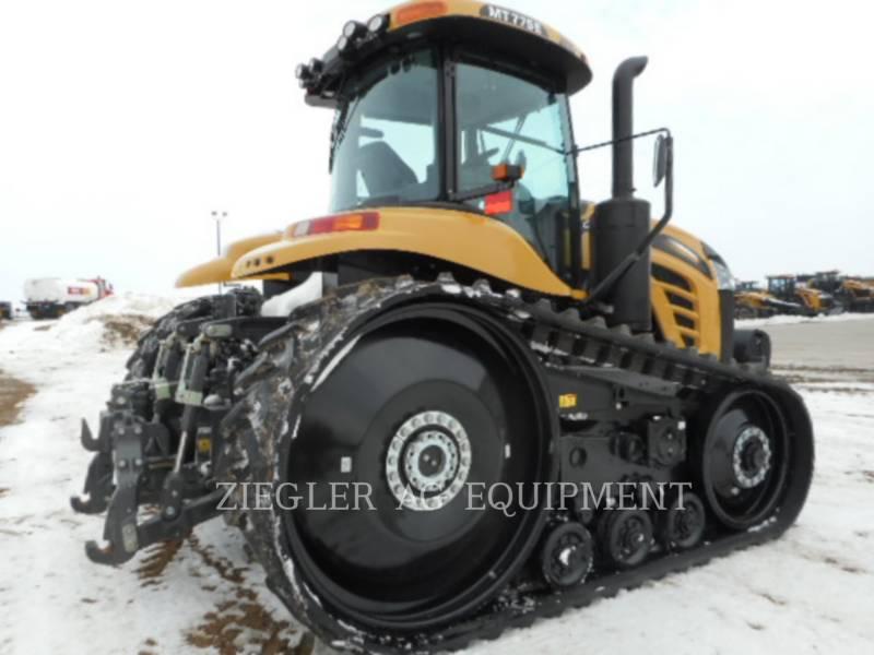 AGCO-CHALLENGER AG TRACTORS MT775E equipment  photo 3