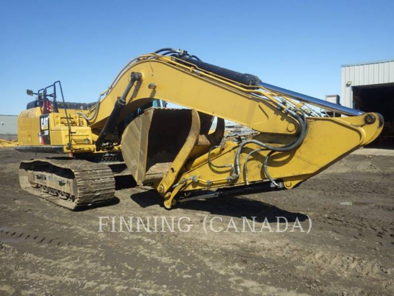 CATERPILLAR RUPSGRAAFMACHINES 336FL equipment  photo 1
