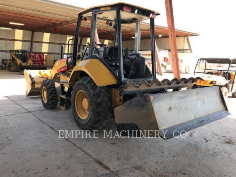 CATERPILLAR CHARGEUR INDUSTRIEL 415F2IL equipment  photo 3