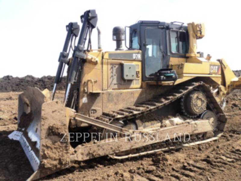 CATERPILLAR TRACTORES DE CADENAS D7R equipment  photo 1
