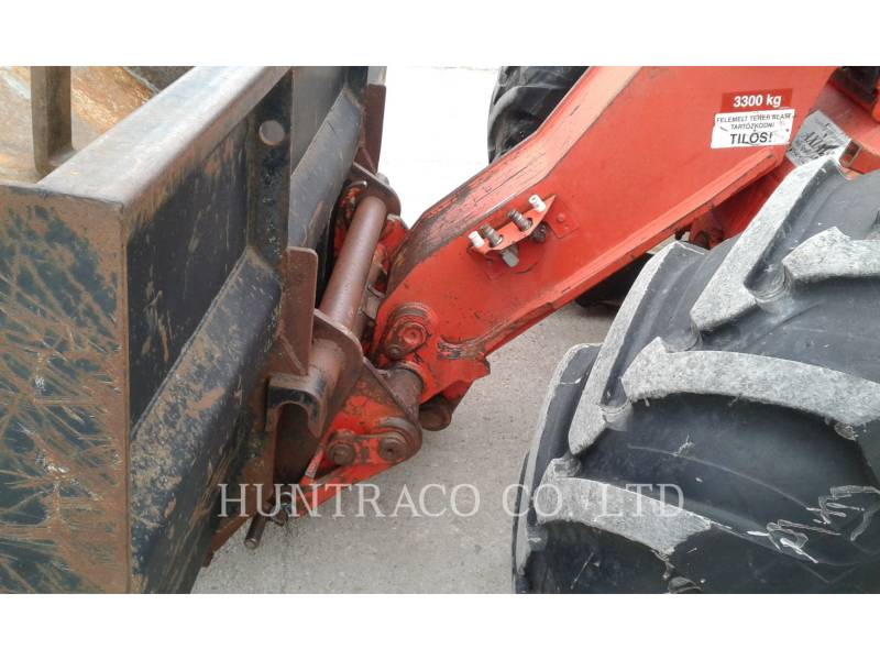 MANITOU BF S.A. MANIPULADORES TELESCÓPICOS MTL633-120LS equipment  photo 6