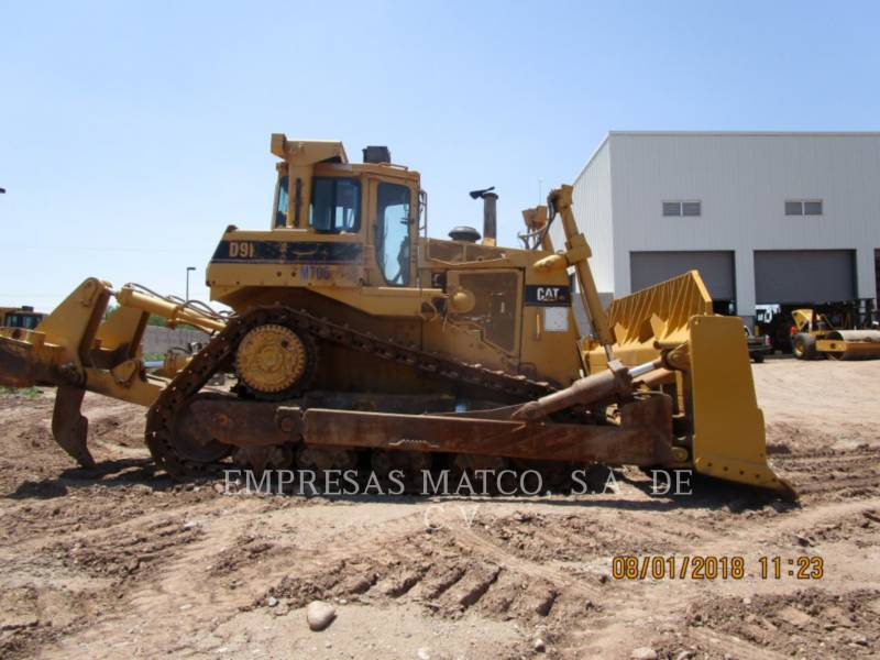 CATERPILLAR TRATTORI CINGOLATI D9R equipment  photo 3