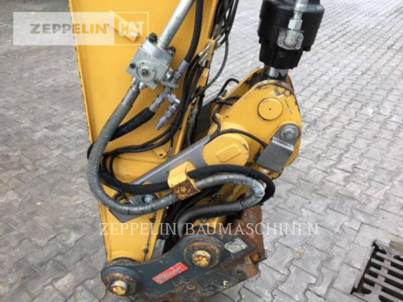 CATERPILLAR MOBILBAGGER M322D equipment  photo 8