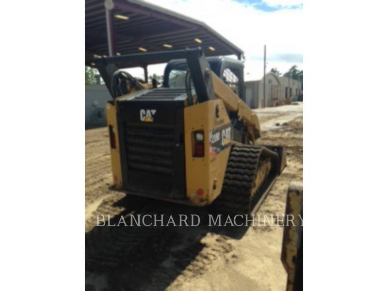CATERPILLAR CARGADORES MULTITERRENO 289 D equipment  photo 4