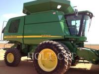 Equipment photo JOHN DEERE 9760 STS COMBINADOS 1