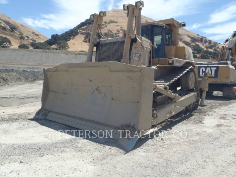 CATERPILLAR TRACTORES DE CADENAS D10R equipment  photo 1