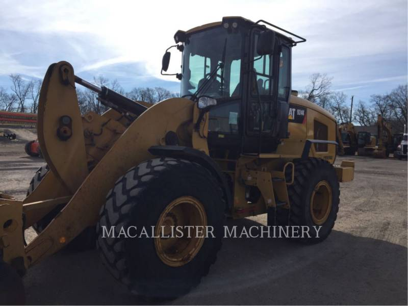 CATERPILLAR CARGADORES DE RUEDAS 924 K equipment  photo 2