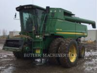 Equipment photo DEERE & CO. 9670 STS コンバイン 1