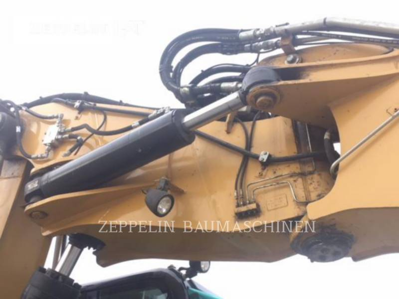 CATERPILLAR PELLES SUR PNEUS M316D equipment  photo 14