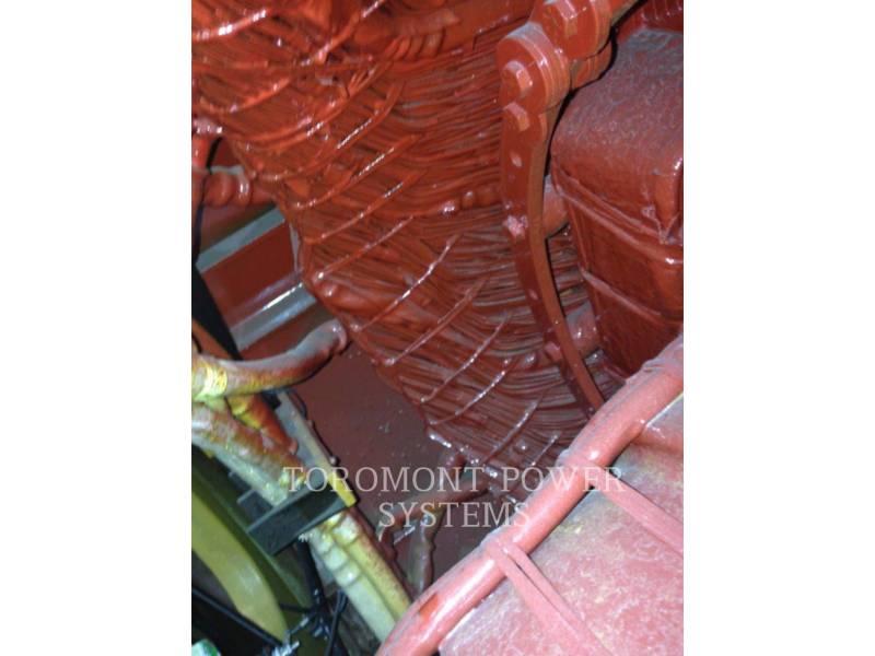 CATERPILLAR SYSTEMBAUTEILE 1500KW 480 VOLTS 60HZ SR5 equipment  photo 6