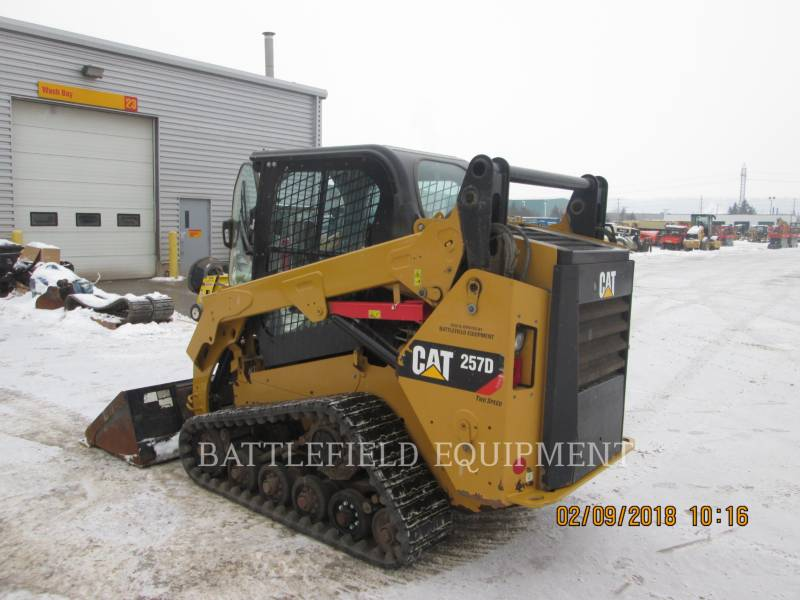CATERPILLAR MULTI TERRAIN LOADERS 257DLRC equipment  photo 4