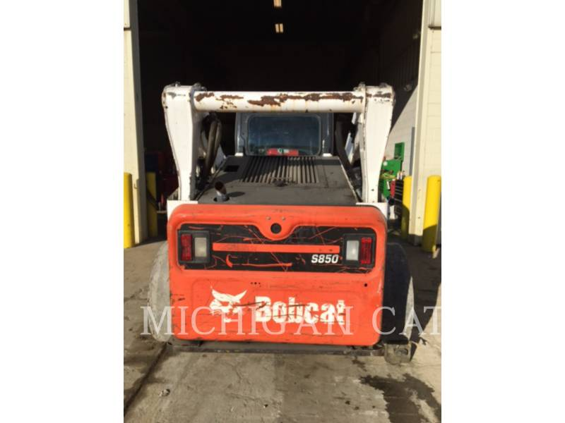 BOBCAT MINICARGADORAS S850 equipment  photo 15