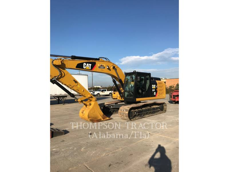 CATERPILLAR 履带式挖掘机 323FL equipment  photo 1