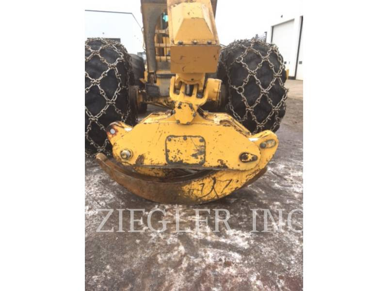 TIGERCAT FORESTRY - SKIDDER 610 C equipment  photo 12