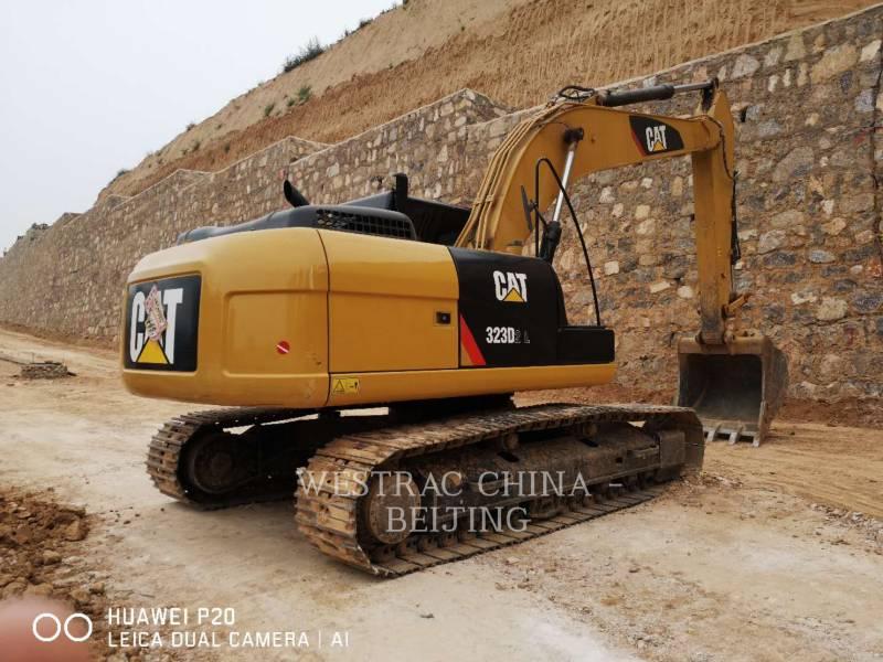CATERPILLAR KETTEN-HYDRAULIKBAGGER 323D2L equipment  photo 14