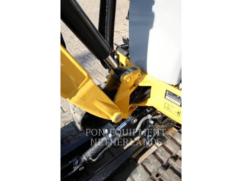 CATERPILLAR TRACK EXCAVATORS 300.9D equipment  photo 18