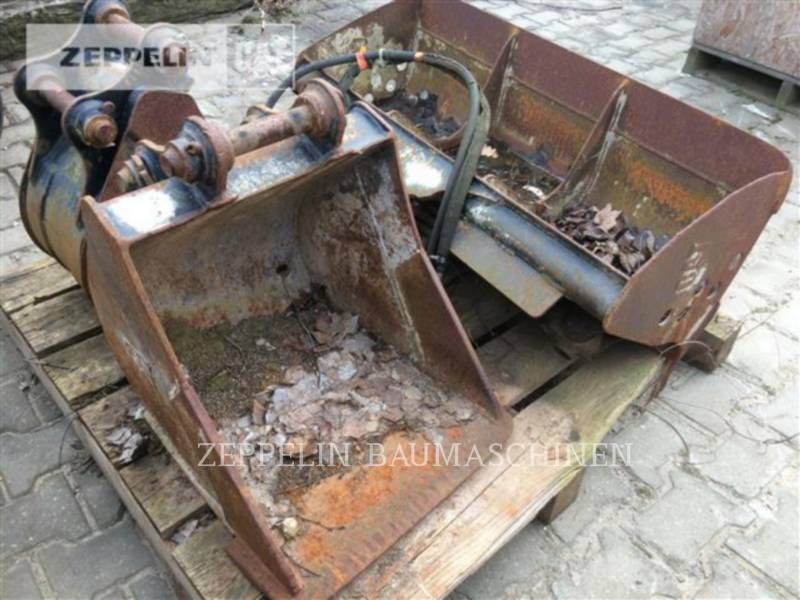 CATERPILLAR MISCELLANEOUS / OTHER EQUIPMENT TIEFLÖFFEL equipment  photo 1