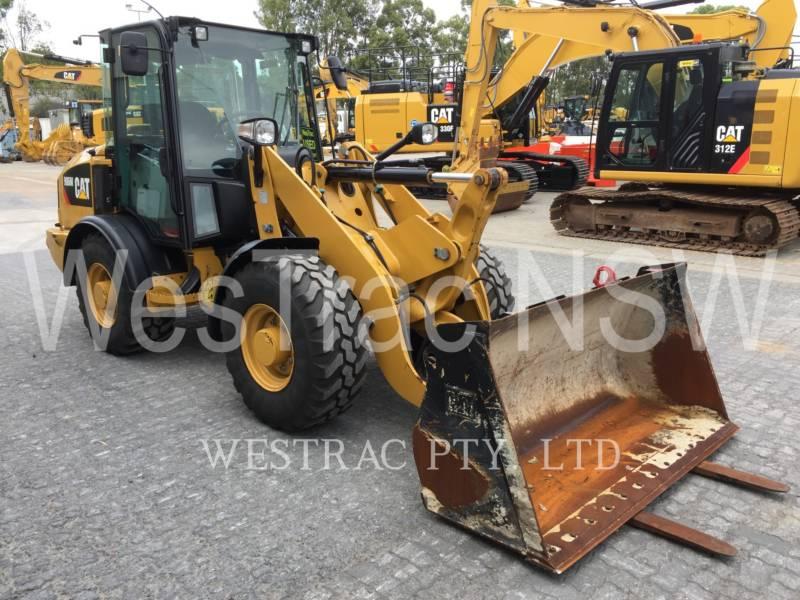 CATERPILLAR ŁADOWARKI KOŁOWE/ZINTEGROWANE NOŚNIKI NARZĘDZI 906M equipment  photo 2
