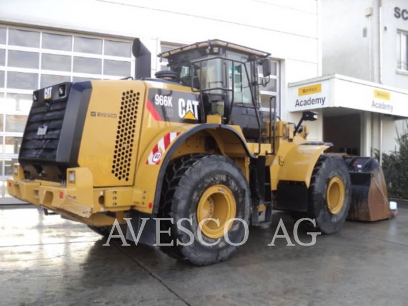 CATERPILLAR CARGADORES DE RUEDAS 966K XE equipment  photo 7