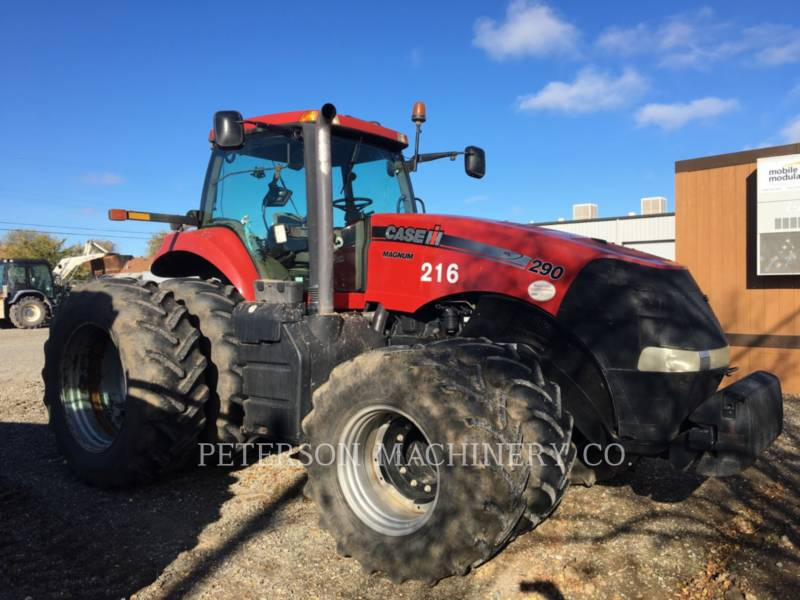 CASE/NEW HOLLAND TRACTEURS AGRICOLES 290MAGNUM equipment  photo 1