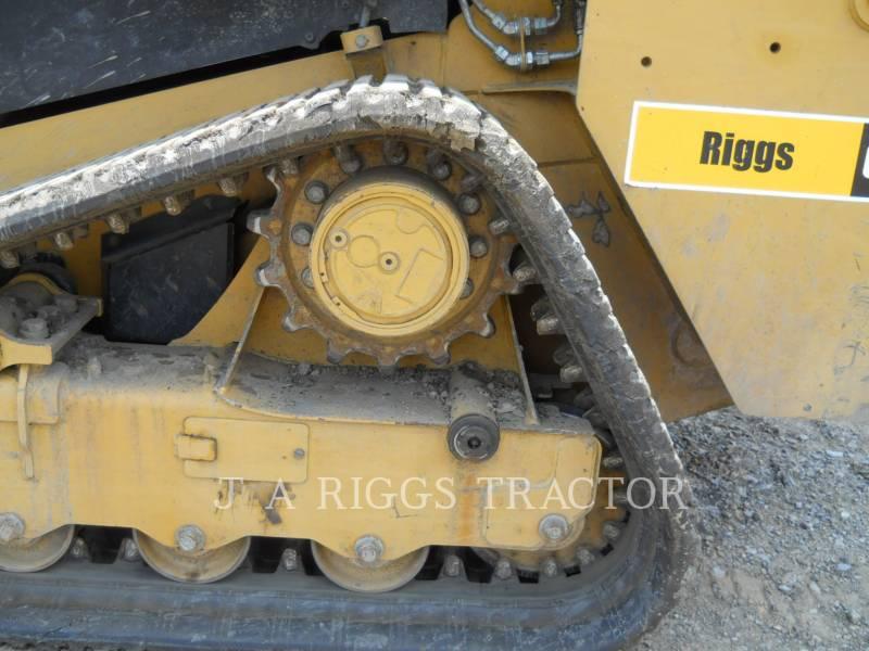 CATERPILLAR DELTALADER 249D equipment  photo 11