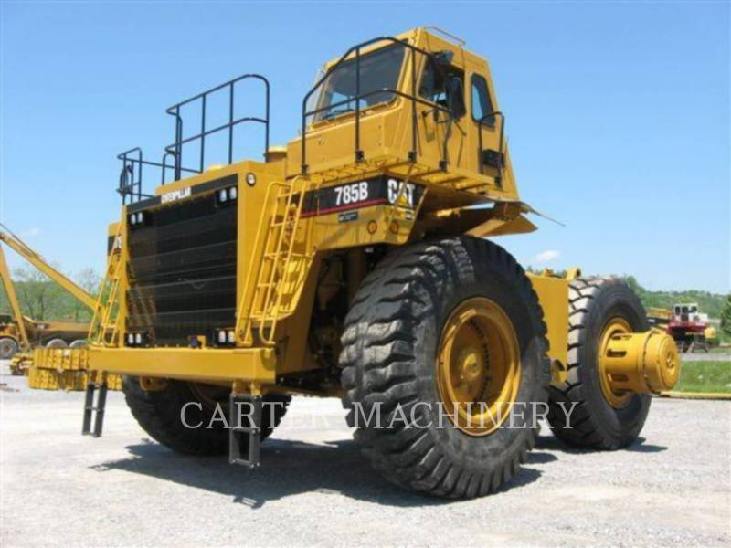 CATERPILLAR OFF HIGHWAY TRUCKS 785B REBLD equipment  photo 4