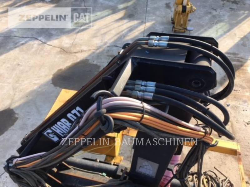 LIEBHERR ブルドーザ PR721 equipment  photo 17