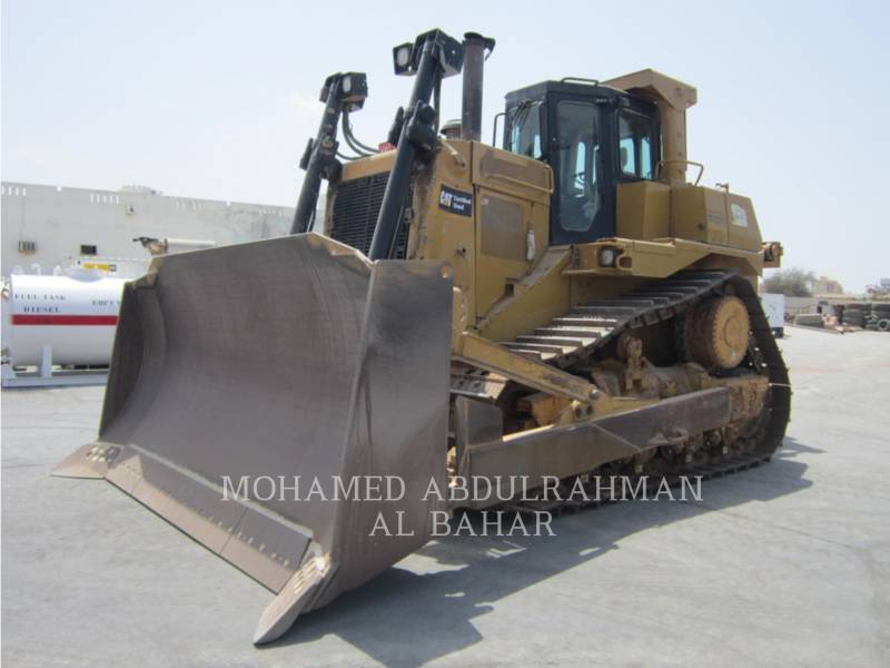 CATERPILLAR TRACK TYPE TRACTORS D 9 R equipment  photo 1