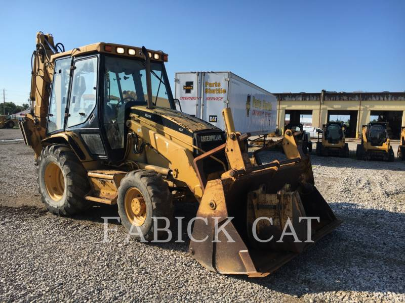 Caterpillar BULDOEXCAVATOARE 416C equipment  photo 1