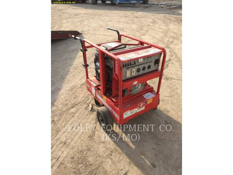 MULTIQUIP PORTABLE GENERATOR SETS GA97HEA equipment  photo 2