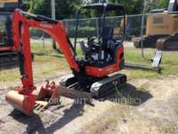 KUBOTA CANADA LTD. PELLES SUR CHAINES KX018-4 equipment  photo 1