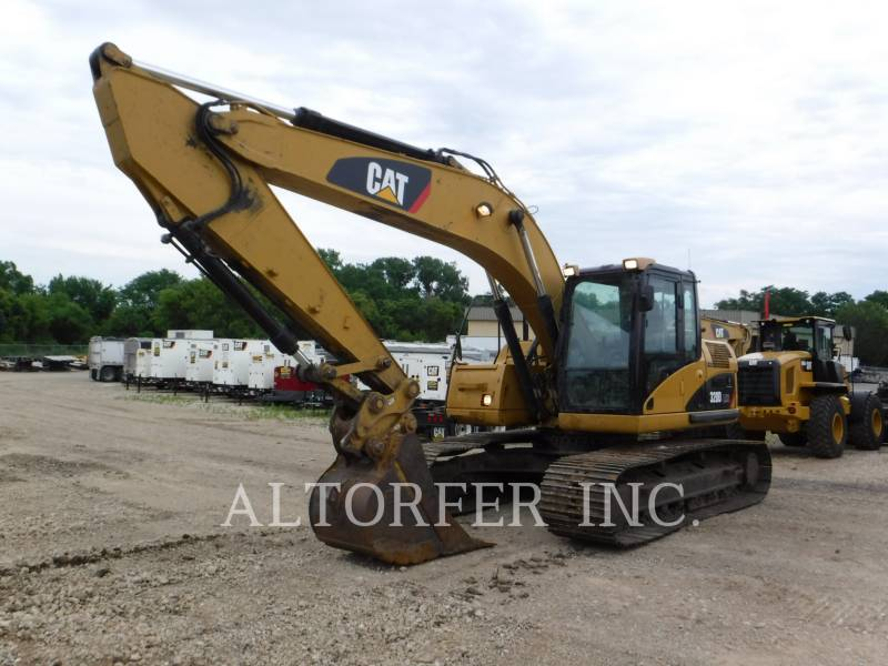 CATERPILLAR TRACK EXCAVATORS 320DL RR equipment  photo 1